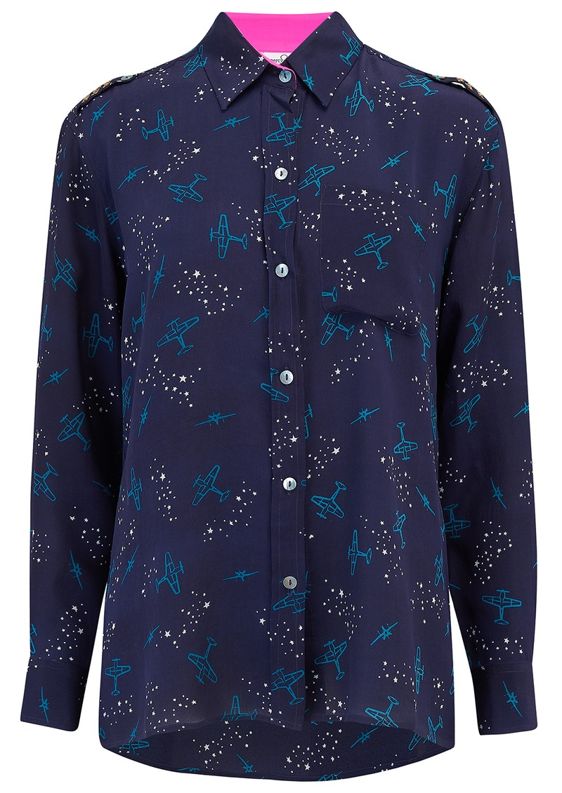 Goodwood Shirt - Pilot Ocean main image