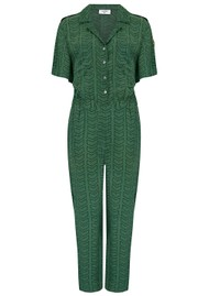 Mercy Delta Lawrence Jumpsuit - Captain Ash