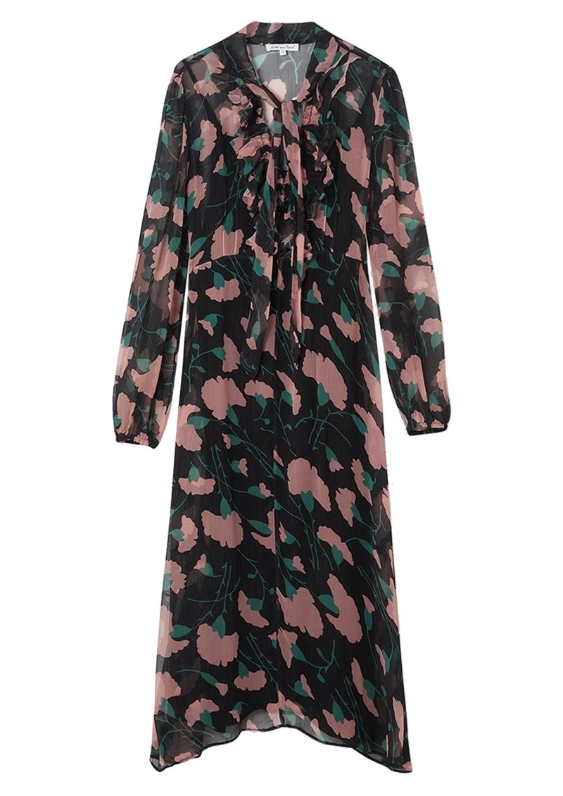 Lily and Lionel 70s Maxi Dress - Peony main image