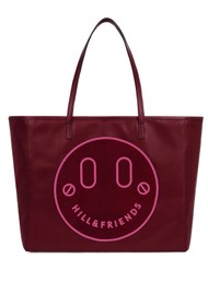 HILL & FRIENDS Slouchy Tote - Oxblood
