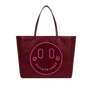 Slouchy Tote - Oxblood