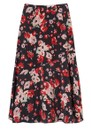 Lily and Lionel Lottie Silk Skirt - Sweet Pea
