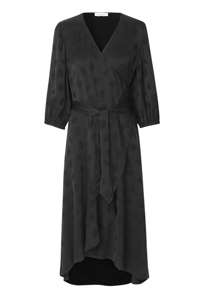SAMSOE & SAMSOE Veneta Dress - Black main image