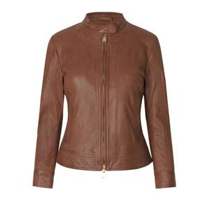 Day Baldizi Leather Jacket - Figue