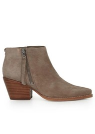 Sam Edelman Walden Ankle Boot - Flint Grey