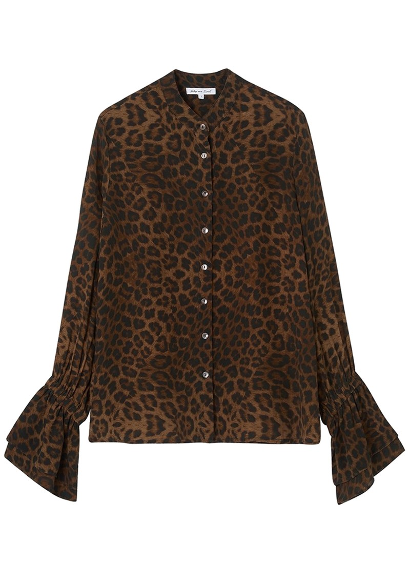 Lily and Lionel Bailey Shirt - Safari Tobacco main image