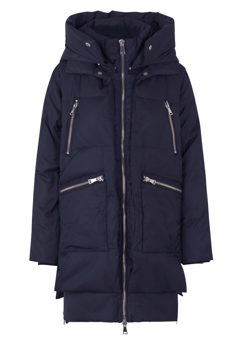 Day Birger et Mikkelsen  Day Justine Coat - Sky Captain main image