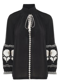 Day Birger et Mikkelsen  Day Crocus Blouse - Black