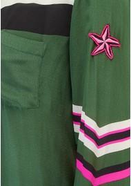 Mercy Delta Hartwell Shirt - Cadet Ash