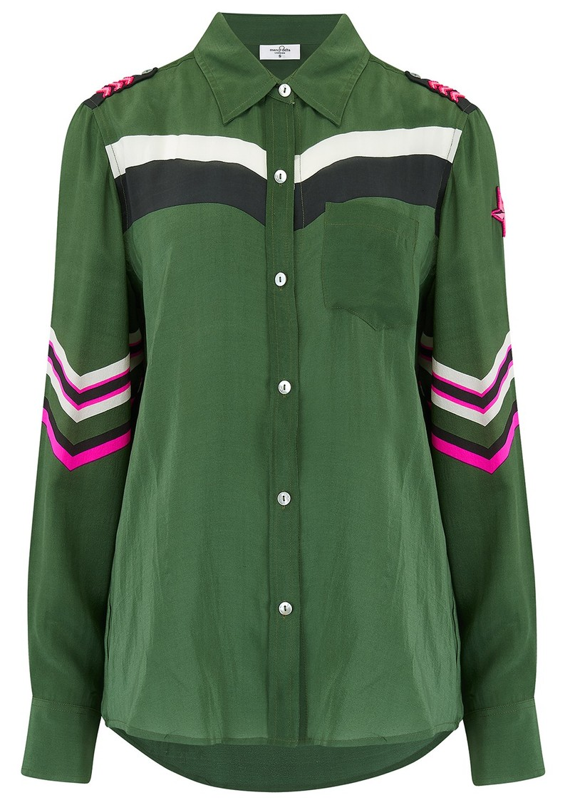 Mercy Delta Hartwell Shirt - Cadet Ash main image
