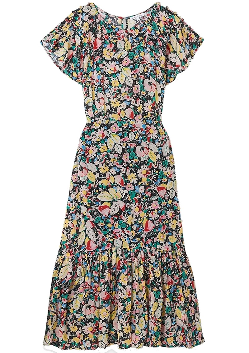 Lily and Lionel Rae Dress - Vintage Bloom main image