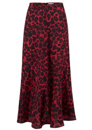 Lily and Lionel Exclusive Lottie Skirt - Isla Red