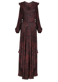 NASON Miller Maxi Dress - Multi