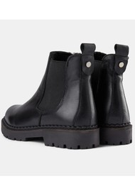 SHOE THE BEAR Hailey Chelsea Boot - Black