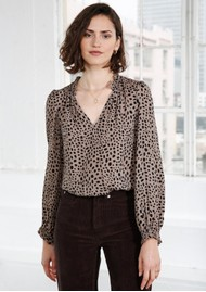 MAYLA Dakota Blouse - Spot