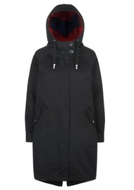 PARKA LONDON Ewe Water Resistant Parka - Black