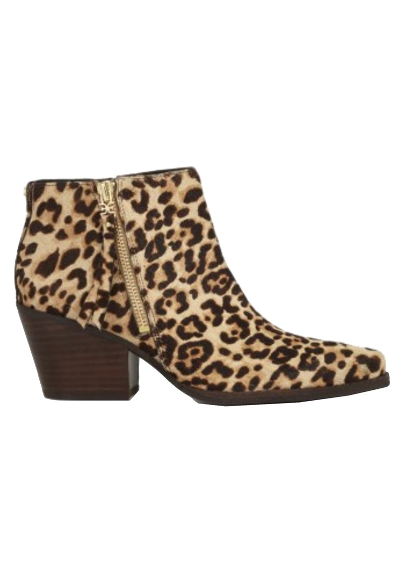 Sam Edelman Walden Ankle Boot - Leopard Sand main image