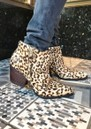 Walden Ankle Boot - Leopard Sand additional image