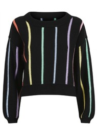 OLIVIA RUBIN Hallie Jumper - Black