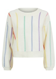 OLIVIA RUBIN Hallie Jumper - Cream