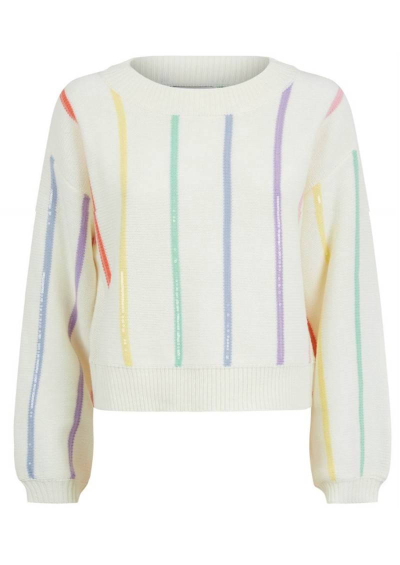 OLIVIA RUBIN Hallie Jumper - Cream  main image
