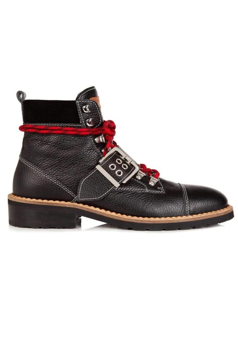 AIR & GRACE Freya Hiking Boot - Black  main image