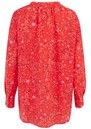 Stowe Silk Blouse - Firework Fiesta additional image