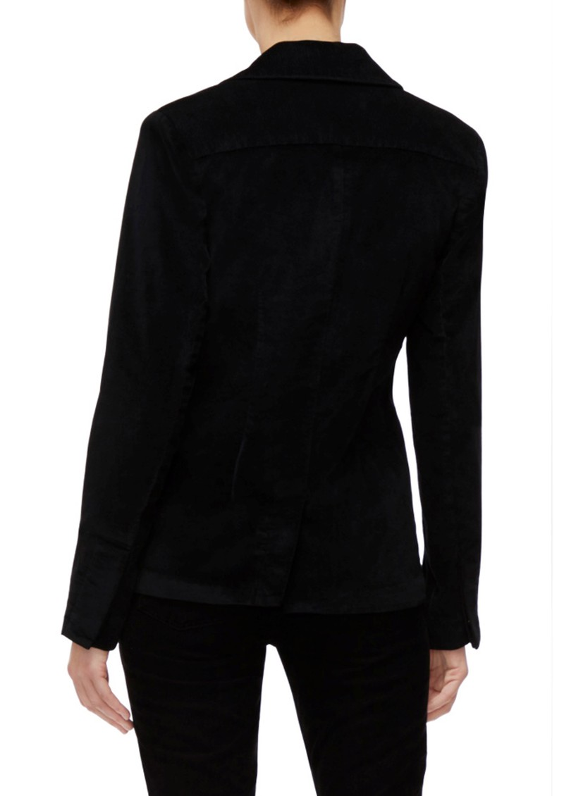 J Brand Lyvia Blazer - Black main image