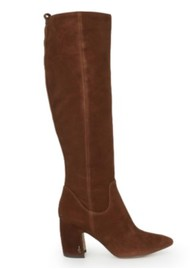 Sam Edelman Hai Knee High Boot In Toasted Coconut