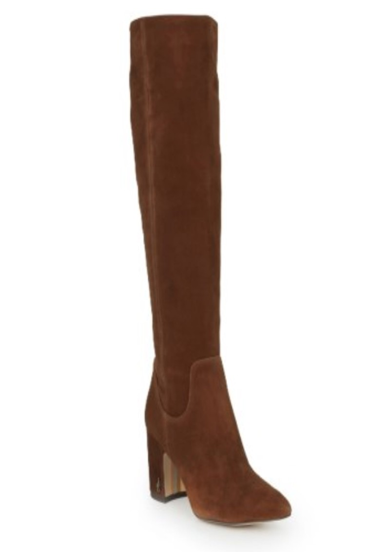 Sam Edelman Hai Knee High Boot In Toasted Coconut  main image