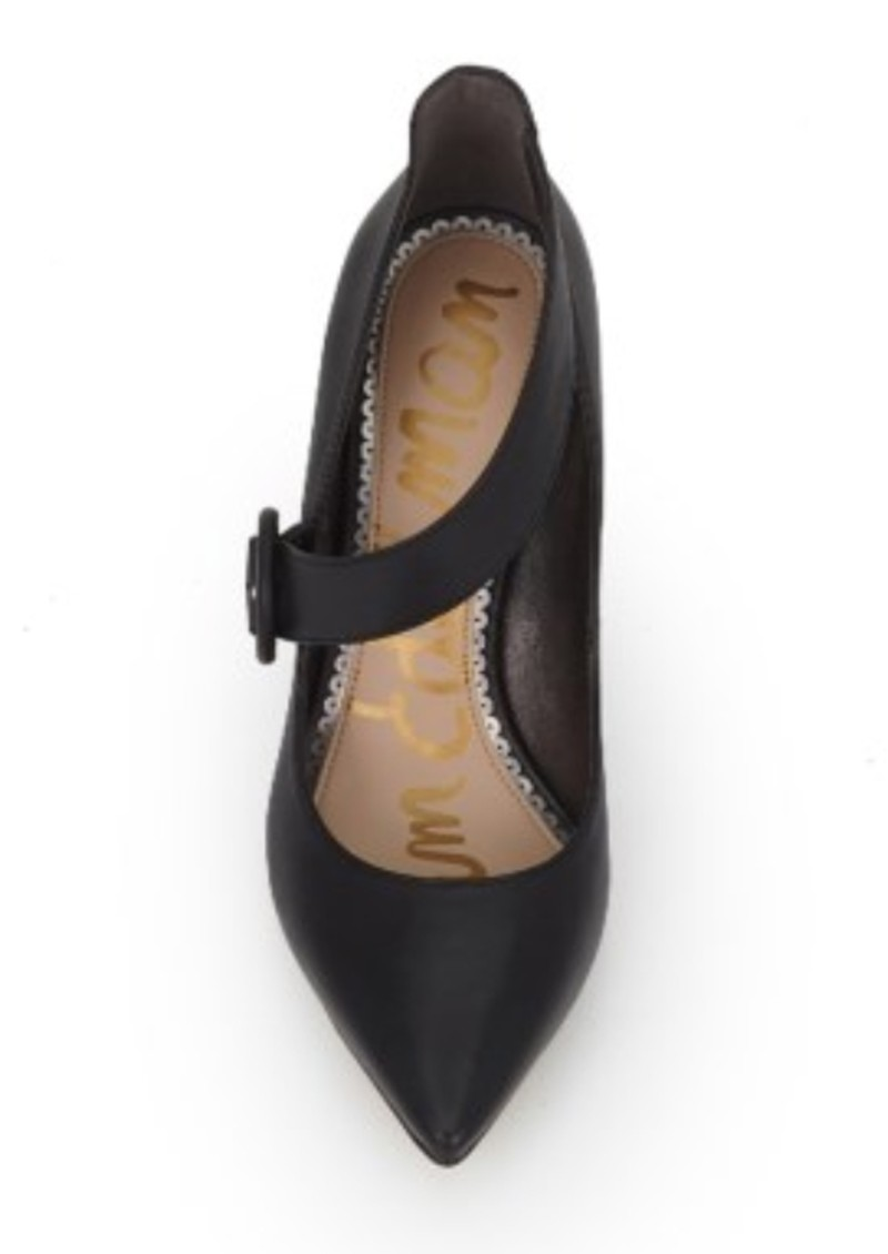Sam Edelman Hinda Cross Strap Pump - Black main image