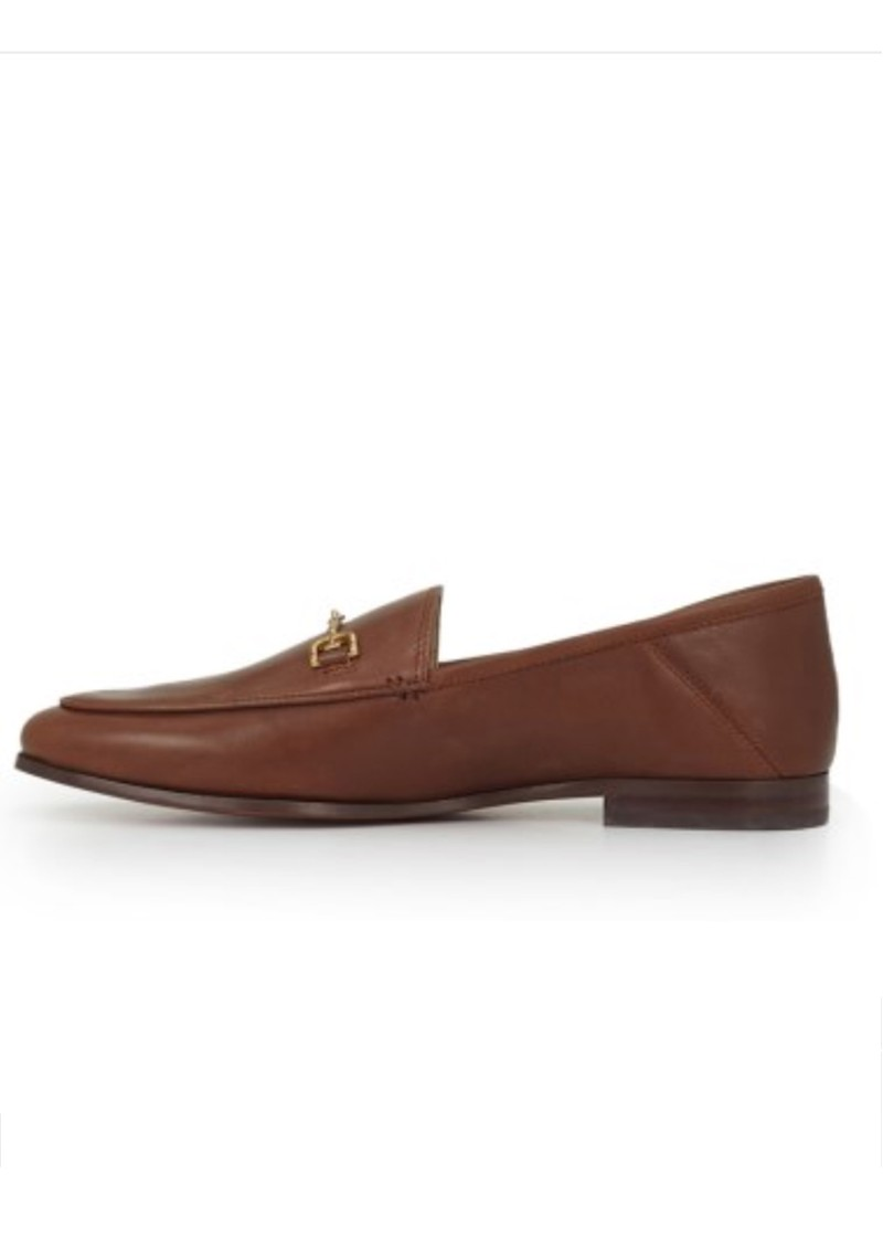 Sam Edelman Loraine Leather Loafer - Toasted Coconuts main image