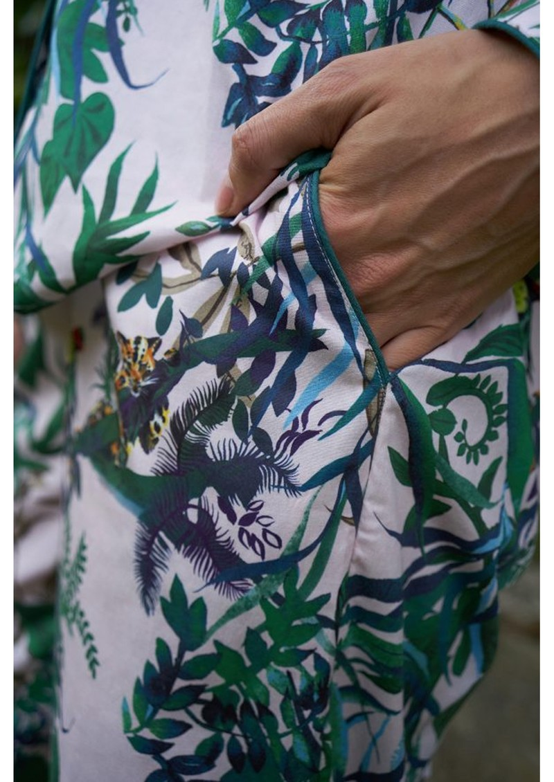 LUNA & NOON Immortal 8 Pyjamas - Danum Valley main image