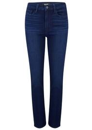 Paige Denim Hoxton High Rise Slim Jeans - Promenade
