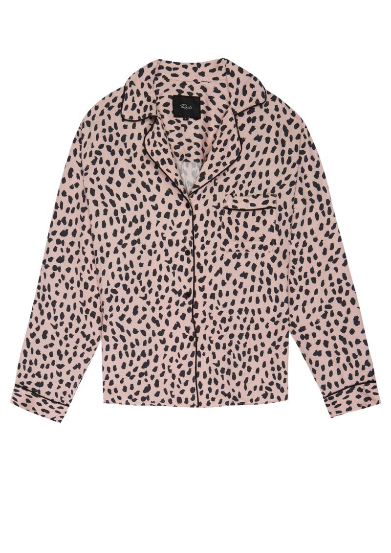 Rails Clara Pyjama Set - Blush Spotted main image