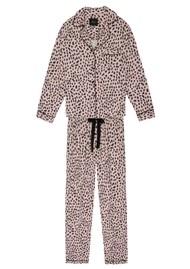 Rails Clara Pyjama Set - Blush Spotted