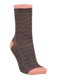 Becksondergaard Dina Animal Socks - Rose