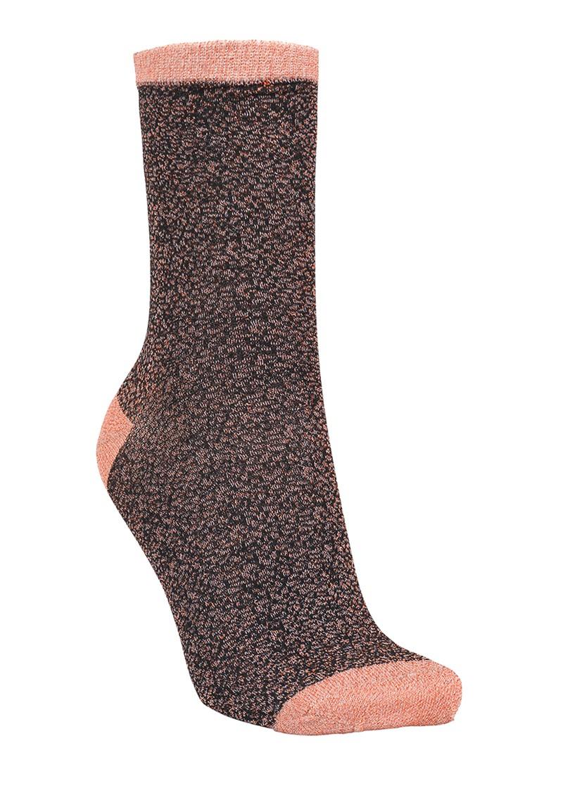 Becksondergaard Dina Animal Socks - Rose main image