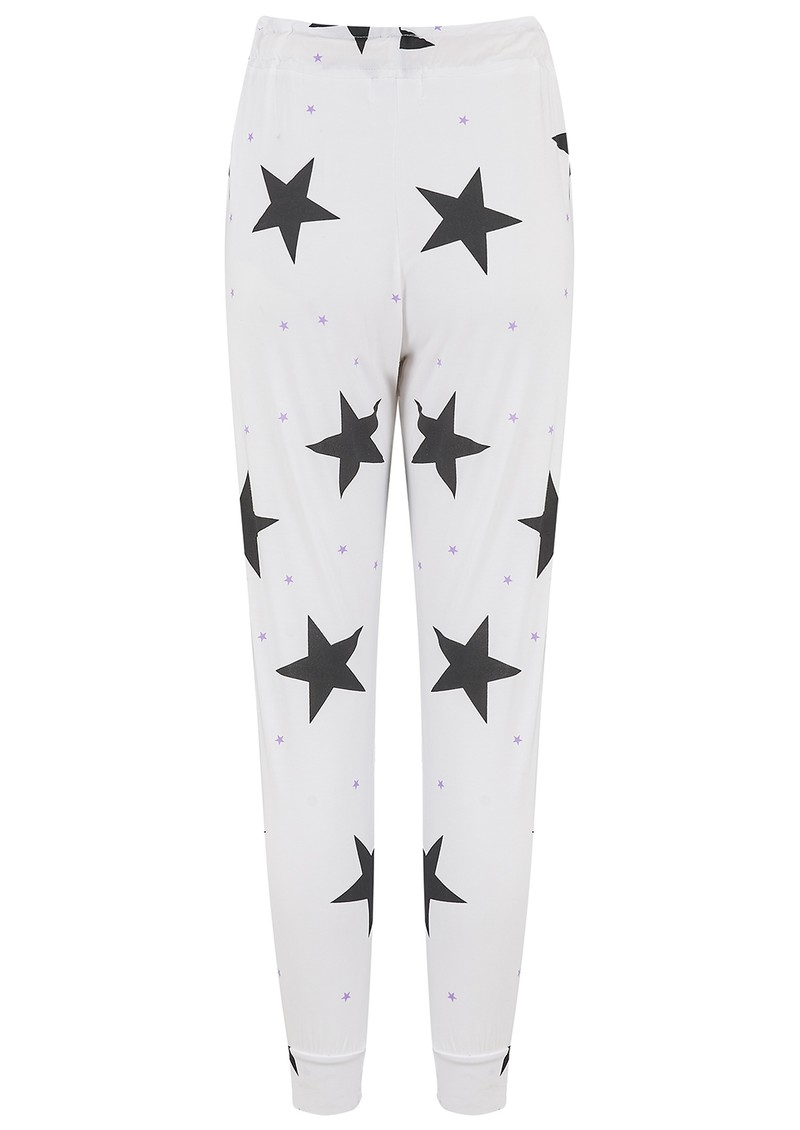 STRIPE & STARE Lounge Pants - Astral Star main image