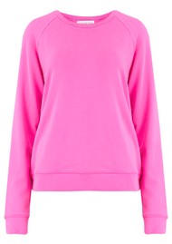 STRIPE & STARE Original Sweatshirt - Hot Pink