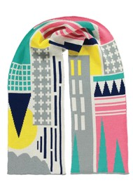 MISS POM POM City Scarf - Multi