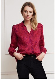 FABIENNE CHAPOT Lily Blouse - Tipsy Texture