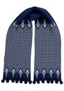 Alpine Scarf - Navy additional image