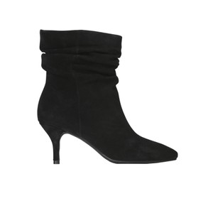 Agnete Slouchy Boot - Black