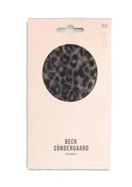 Becksondergaard Toro Leopard Tights - Beige