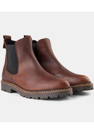 SHOE THE BEAR Hailey Chelsea Boot - Brown
