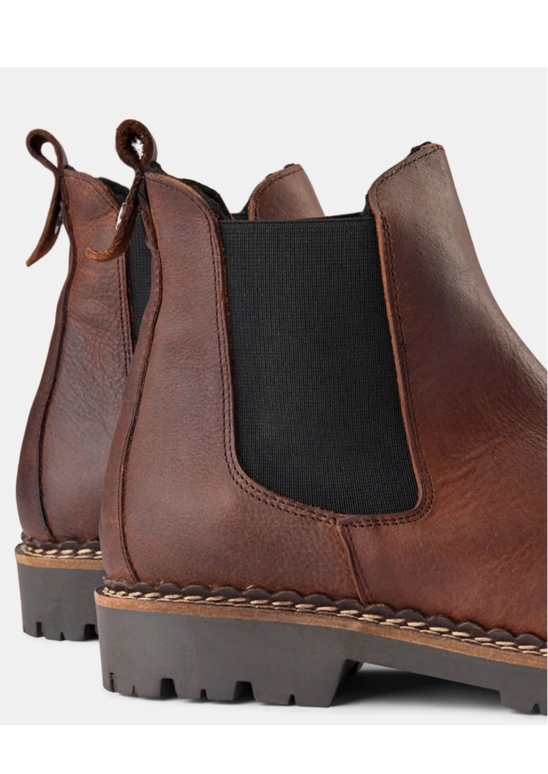 SHOE THE BEAR Hailey Chelsea Boot - Brown main image
