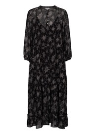 DEA KUDIBAL Ella Exclusive Silk Dress - Stars