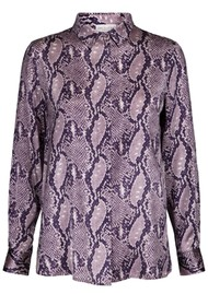 DEA KUDIBAL Meryl Tunic - Snake Purple
