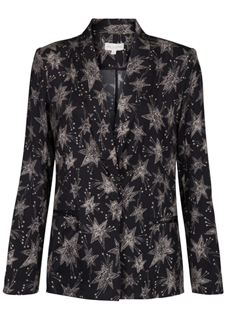 DEA KUDIBAL Delores Exclusive Silk Jacket - Stars main image